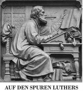 Auf den Spuren Luthers